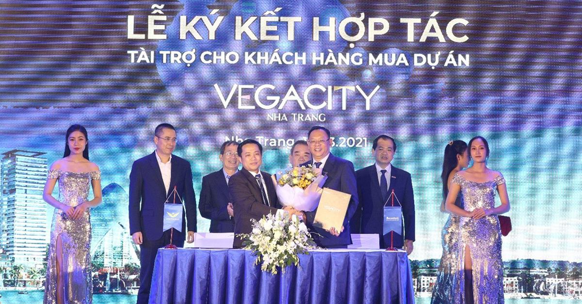KDI Holdings Công bố đối tác chiến lược dự án Vega City Nha Trang